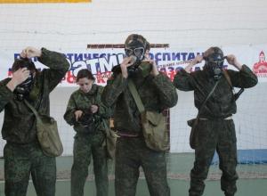 Молодёжь Анапы наденет противогазы и костюмы химической защиты