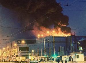 Анапчан всколыхнула новость о трагедии в Кемерово, где в пожаре погибло более 50 человек