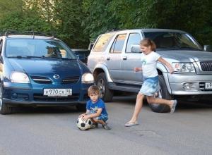 Анапских водителей будут штрафовать целый месяц за угрозу безопасности детям