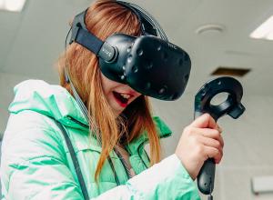 «Полное погружение в виртуальный мир»: мастер-класс провели для детей в «Смене» под Анапой