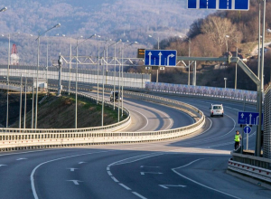 Из Анапы до Сочи по новой автомагистрали можно будет доехать за 2,5 - 3 часа