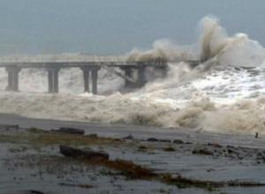 МЧС предупреждает: в Анапе - без пяти минут шторм!