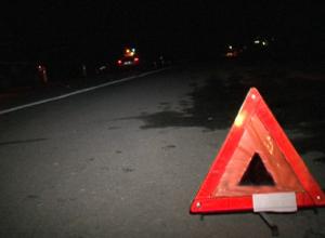 В Анапе на перекрёстке столкнулись два автомобиля