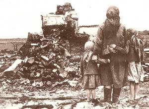 История города: в период фашистской оккупации дети воровали макароны со склада немцев в станице Анапской