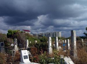 Анапчанин считает, что каждый должен помочь восстановить кладбище на Высоком берегу