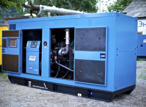 Отельеров в Анапе предупредили: дизель-генераторы надо регистрировать в Энергонадзоре