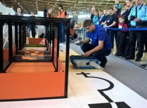 Молодые анапчане удивили жюри технологического фестиваля своими робототанками