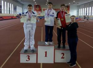 Юные анапские спортсмены вернулись победителями с краевых соревнований
