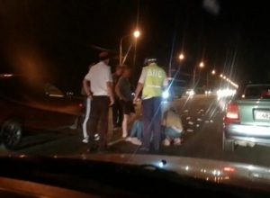 Рядом с «Россиянкой» в Анапе автомобиль «Ауди» сбил пешехода