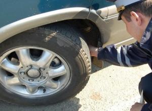 Сотрудники ГИБДД в Анапе проверят автомобили на техническую исправность