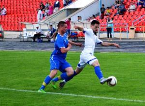 И снова победа: анапские футболисты одержали верх над командой Абинска