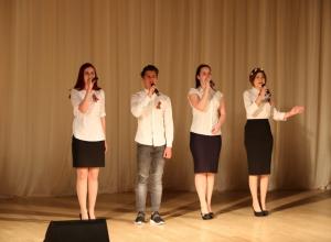 «Рифы» и «Белый город» защищали честь Анапы на краевом фестивале патриотической песни