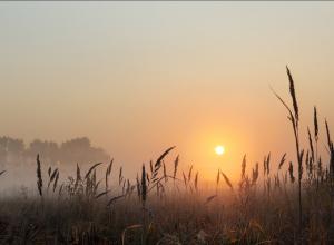 21 октября  после восхода солнца Анапу накроет небольшой туман
