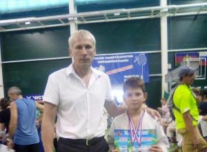 Анапчане Саша Иваник и Дима Богданов достойно выступили на соревнованиях по карате