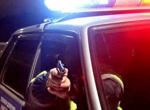 Полицейские Анапы стреляли по колёсам автомобиля, которым управлял пьяный водитель