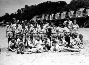 В 1965 году в анапских лагерях часто происходили вспышки инфекций