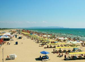 Анапское Витязево вошло в топ 5 самых популярных курортных поселков страны