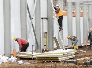 Строительство тренировочной базы к ЧМ-2018 в Анапской отстает от графика