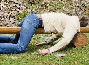 Анапчане, которые недосыпают, склонны к алкоголизму