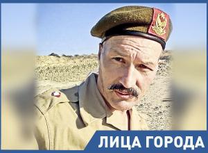 Актер из Анапы рассказал, как снимали фильм «Крепость Бадабер»