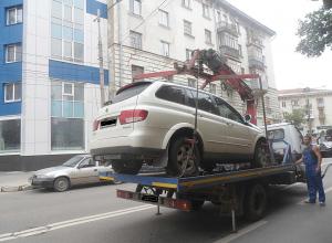 Что делать и куда идти, если ваш автомобиль забрали на штрафстоянку в Анапе