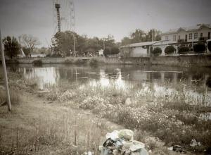 «Чернобыль. Припять»-  местные жители охарактеризовали анапский «пейзаж»