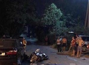 Мотоциклист из Анапы попал в ДТП в Краснодаре. Ищут родных