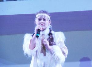 Юная анапчанка сразила своим голосом Международный детский центр «Артек»