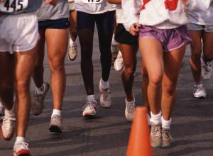 Не все анапчане откладывают занятия спортом до пенсионного возраста