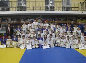 Анапские дзюдоисты завоевали больше медалей, чем команды спортсменов из Крымска и Новороссийска