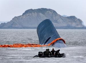 В Чёрном море рядом с Анапой затонул теплоход из Панамы