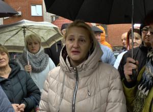 «Газпром делает нас бомжами» - анапчане борются за свои дома с гигантской госкорпорацией
