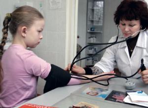 В Гостагаевской под Анапой детские врачи проведут приём