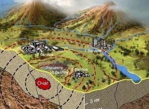 Землетрясение в Анапе - жертв и разрушений нет