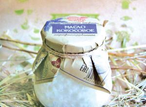 В Анапе в сети магазинов «Оливковая ветвь» третью банку кокосового масла дают бесплатно
