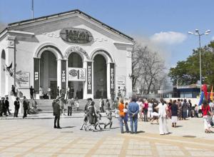 Анапа прежде и сейчас: в Центре Культуры «Родина» проходили вечера органной музыки