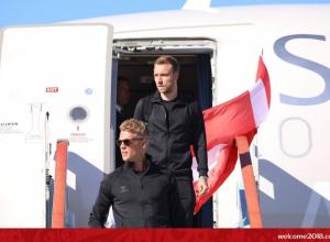 Самолет с датчанами прилетел в Анапу