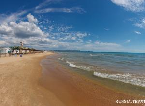 Анапский пляж признали одним из «Легендарных пляжей России»