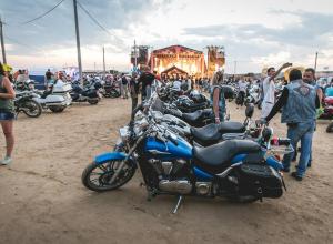 Анапчане могут выиграть бесплатный билет на байк-фестиваль «Тамань-полуостров свободы»