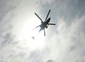 Местные жители в Анапе напуганы: низко над землей летают военные вертолеты