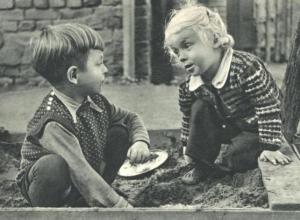 В середине 60-х анапчане ради детей были готовы на преступление