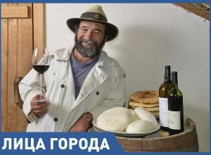 «Вино всё слышит!»: анапчанин Иван Каракезиди рассказал о главном деле своей жизни