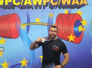 Анапчанин Николай Погорелый стал чемпионом Европы по пауэрлифтингу