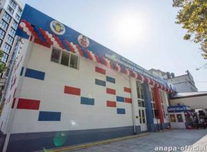 Нежилое здание в Анапе переделали под новый спортивный зал для детей