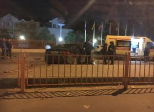 В Анапе пьяный лихач на Хонде вылетел с дороги, пробив ограждения