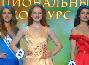 Впервые, красавица из Анапы вошла в десятку лучших на конкурсе Мисс Россия 2018
