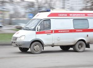 В аварии под Анапой пострадали трое детей и четверо взрослых