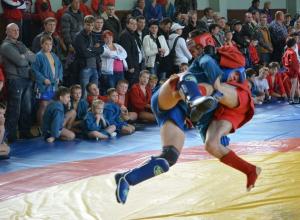 В анапской «Смене» пройдет турнир по самбо среди юношей