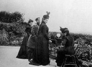 В 1837 году дамы были в восторге от императора Николая, во время его визита в Анапу