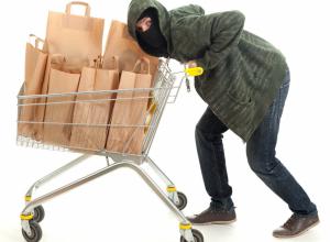 27-летний молодой человек пытался ограбить гипермаркет в Анапе